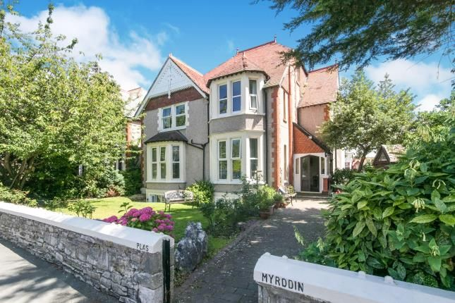 Thumbnail Flat for sale in Abbey Road, Llandudno, Conwy, North Wales