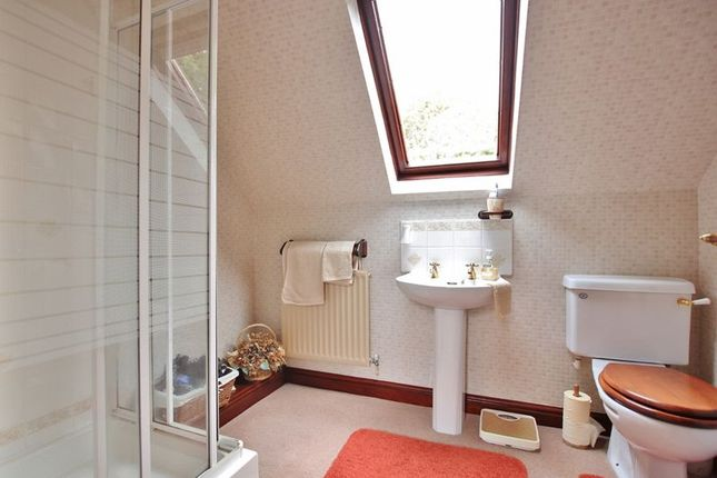 Shower Room of Banks Road, Lower Heswall, Wirral CH60