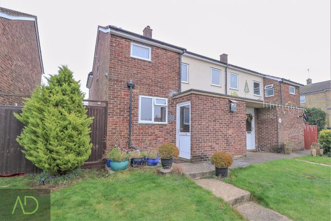 Thumbnail Semi-detached house for sale in The Readings, Harlow
