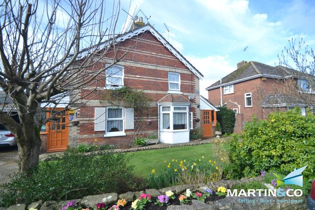 Thumbnail Detached house for sale in Top Lane, Ringwood