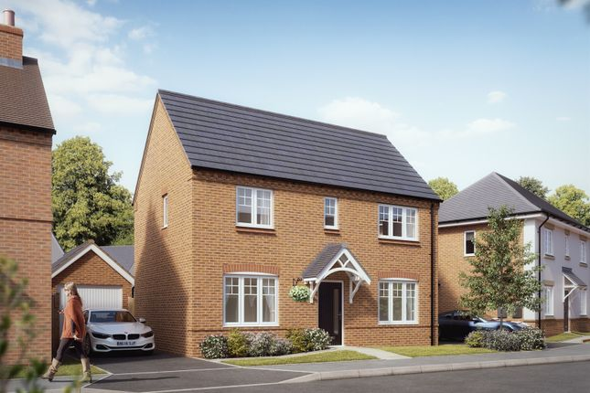 Thumbnail Detached house for sale in Midland Road, Swadlincote