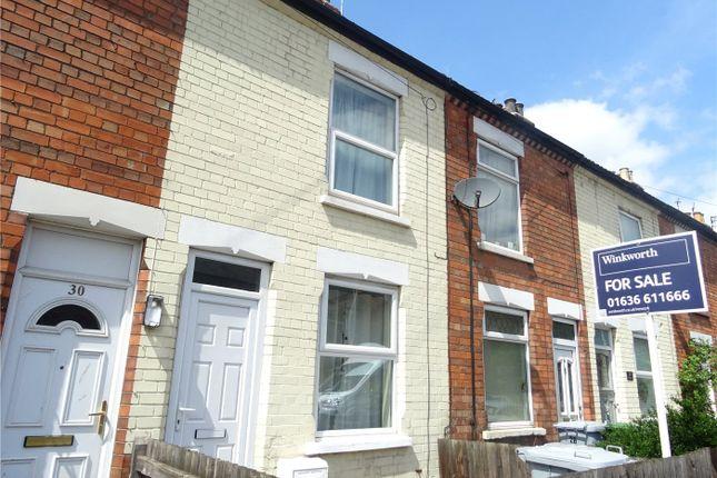Thumbnail Terraced house to rent in Bowbridge Road, Newark