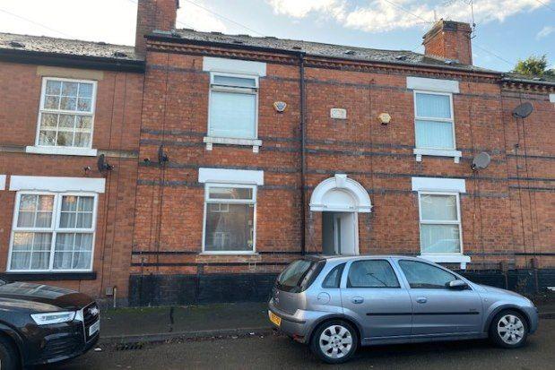 Leman Street, Derby DE22