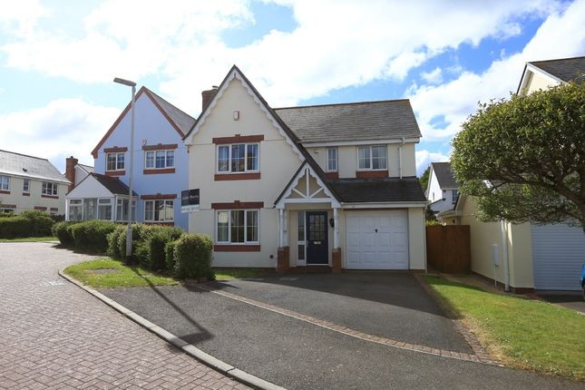 Thumbnail Detached house for sale in Durwent Close, Plymouth