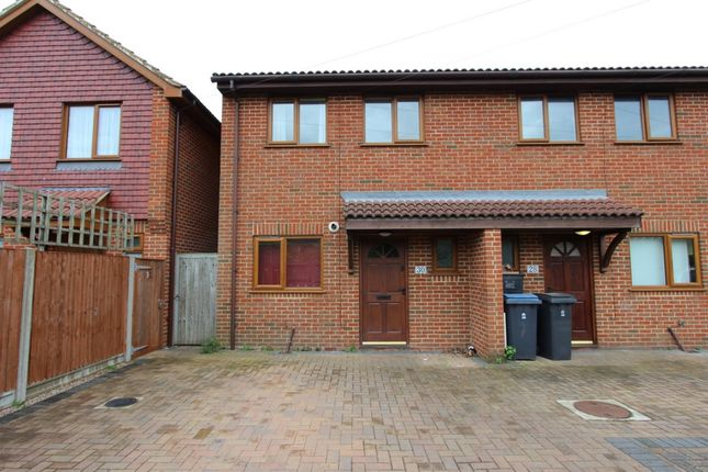 Thumbnail End terrace house to rent in Station Drive, Walmer