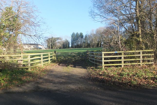 Thumbnail Land for sale in Adjacent To, Bricklehampton Hall, Bricklehampton, Pershore, Worcestershire