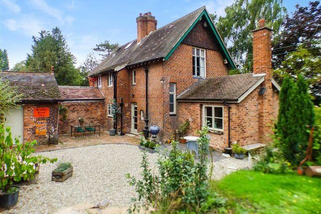 Brookside Cottages Congleton Road Sandbach Cw11 2