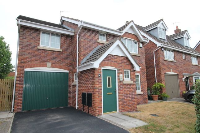 Thumbnail Detached house for sale in Bearwood Way, Thornton-Cleveleys