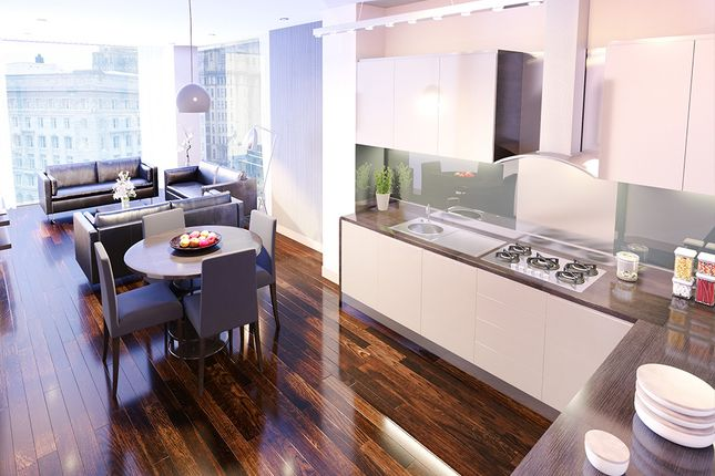 Thumbnail Flat for sale in Strand Plaza Apartments, The Strand, Liverpool