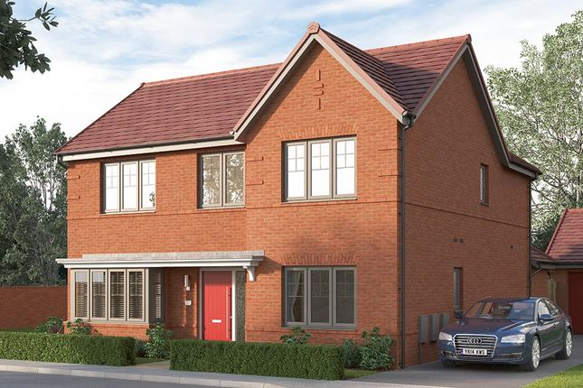 """Thumbnail Detached house for sale in """"The Ramsbury"""" at Etwall Road, Mickleover, Derby"""