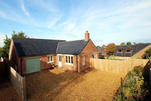 Thumbnail Detached bungalow for sale in School Road, Cumwhinton, Carlisle
