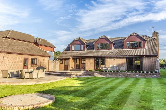 Thumbnail Detached house for sale in Moorgreen Road, West End, Southampton, Hampshire