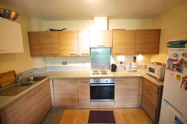 Kitchen of King George Crescent, Wembley, Middlesex HA0