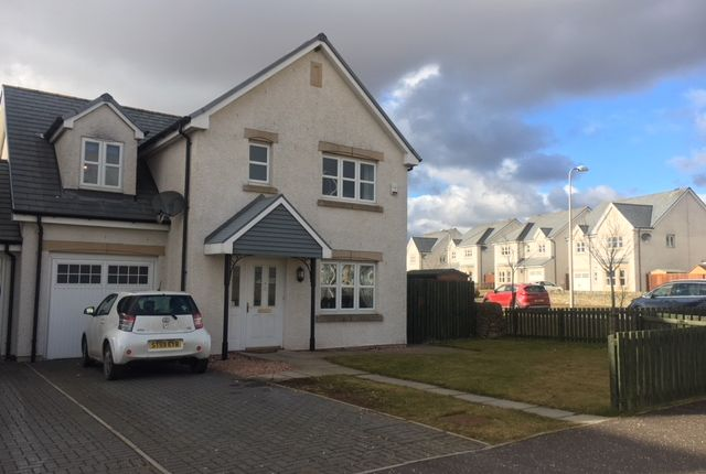 Thumbnail Detached house to rent in Strathyre Walk, Broughty Ferry, Dundee