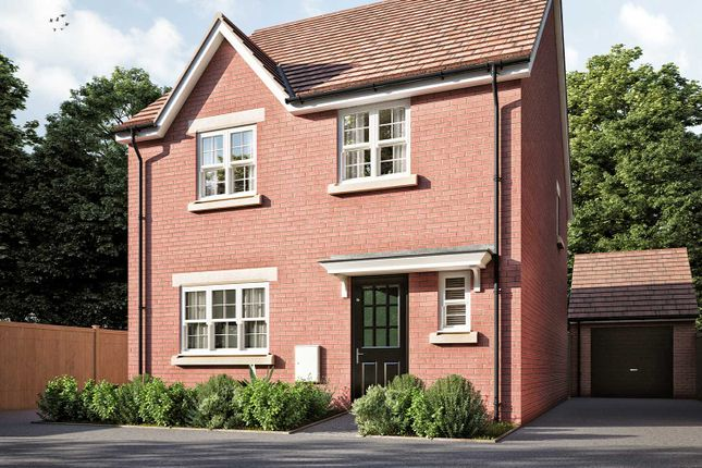 """Thumbnail Detached house for sale in """"The Mylne"""" at Smug Oak Lane, Bricket Wood, St.Albans"""
