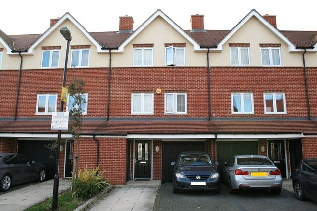 Thumbnail Town house for sale in Albacore Way, Hayes