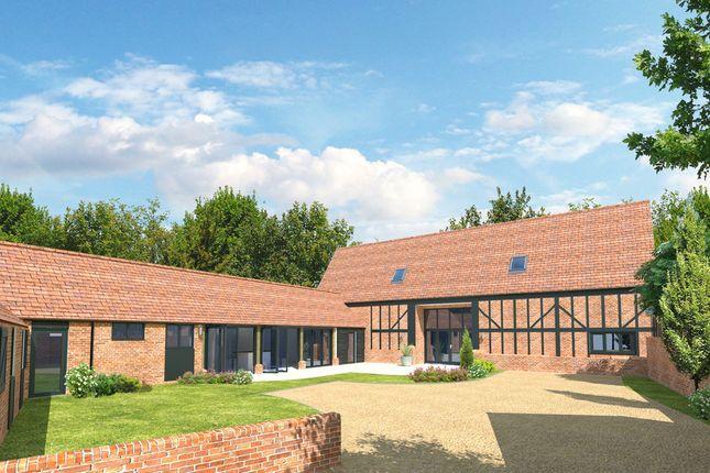Thumbnail Detached house for sale in All Saints Barn, Church Farm, Church End, Renhold