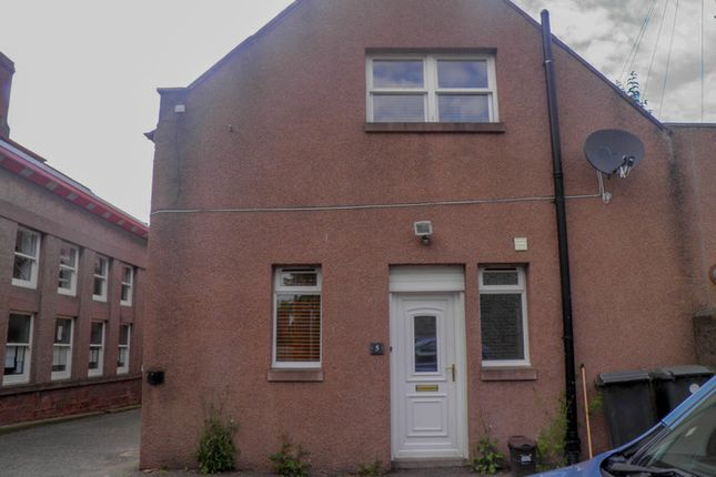 Thumbnail Terraced house to rent in Academy Lane, Arbroath