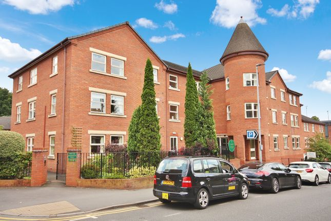 Front (Main) of Carrs Court, Church Street, Wilmslow SK9