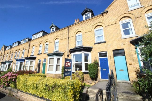 Thumbnail Terraced house for sale in Nares Street, Scarborough