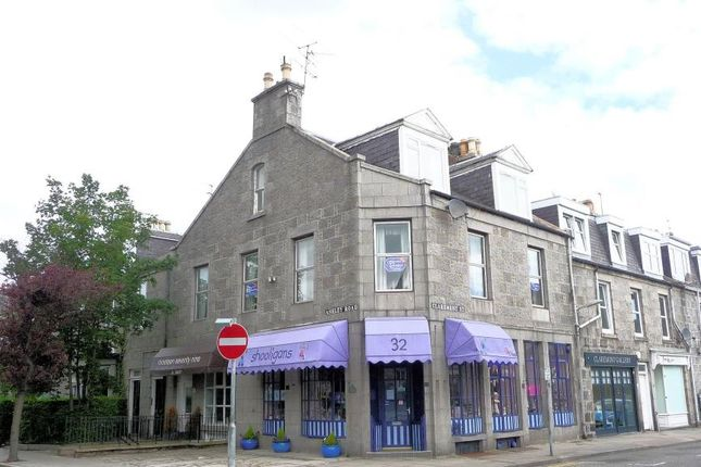 Thumbnail Flat to rent in 36A Ashley Road, Aberdeen