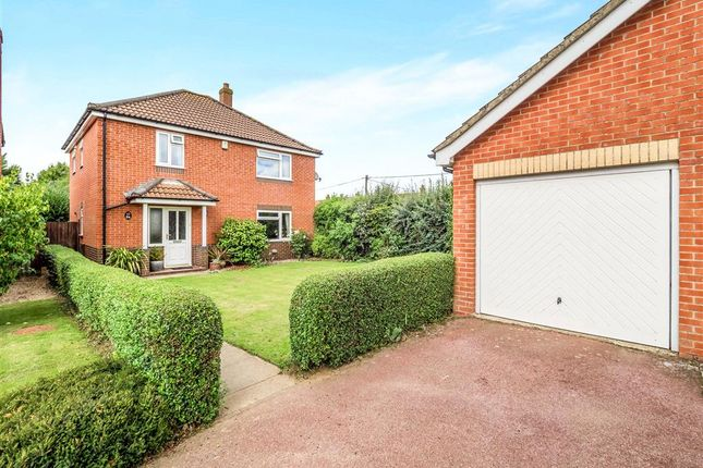 Thumbnail Detached house for sale in Canon Hoare Road, Aylsham, Norwich