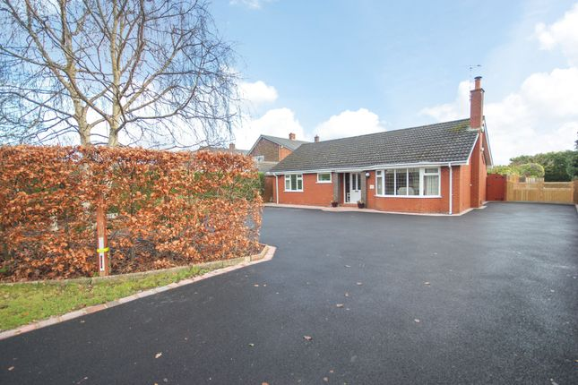 Thumbnail Detached bungalow for sale in Earlswood Common, Earlswood, Solihull