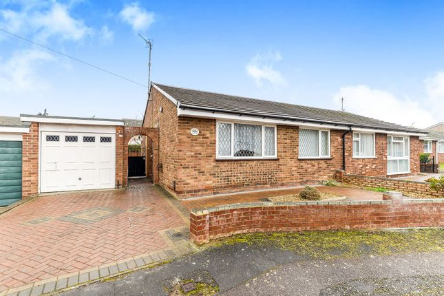 2 bed semi-detached bungalow for sale in Water Lane, Melbourn, Royston