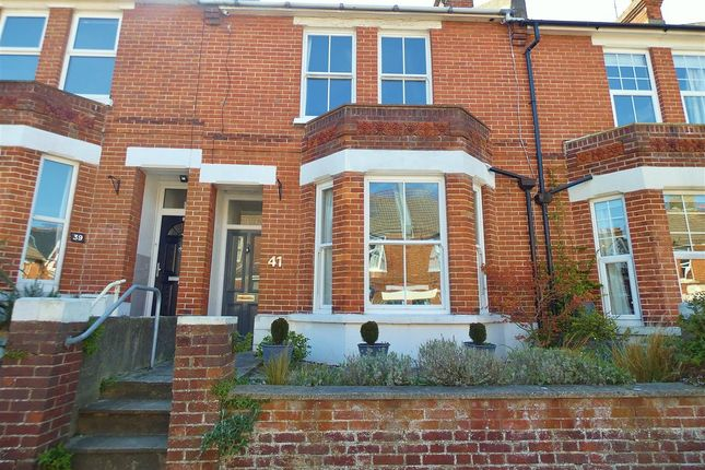 3 bed terraced house for sale in Parsonage Road, Eastbourne BN21