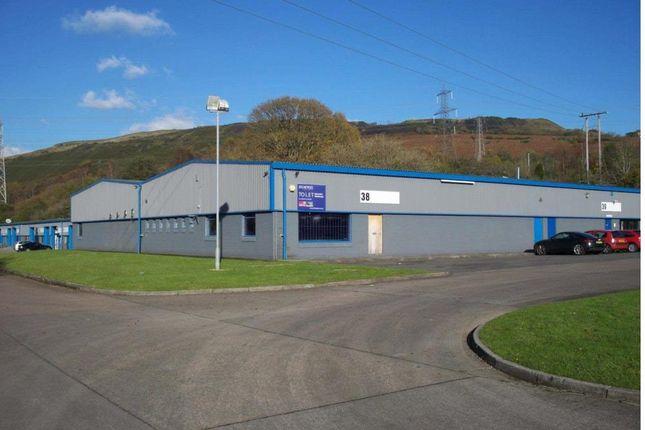 Thumbnail Industrial to let in Albion Industrial Estate, Cilfynydd Road, Cilfynydd, Pontypridd