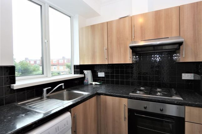 Thumbnail Flat to rent in Inverness Terrace, Stirling Road, London