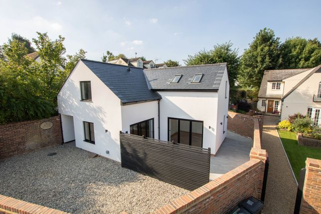 Detached house for sale in The Spinney, London Road, Newport