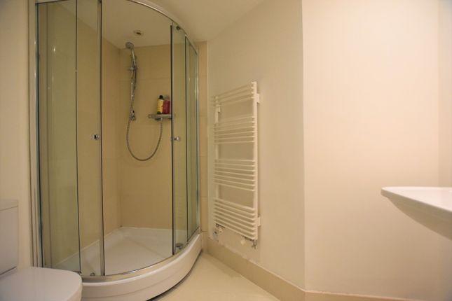 Shower Room of Apartment 13 Limehurst Hall, St Margaret's Road, Bowdon WA14