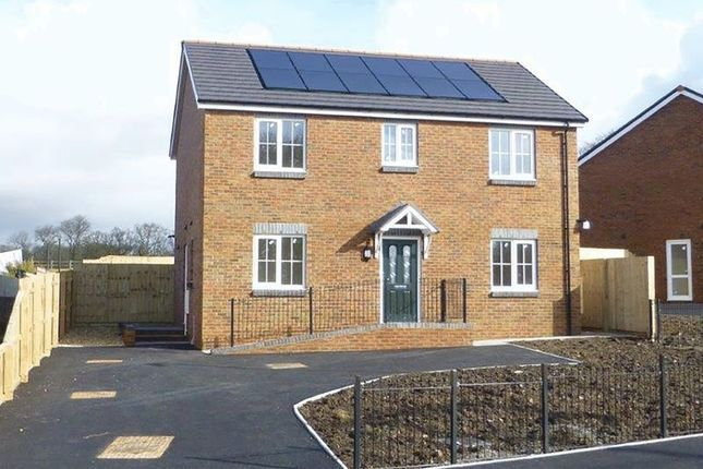 Thumbnail Detached house for sale in Plot 1, Colonel Road, Ammanford
