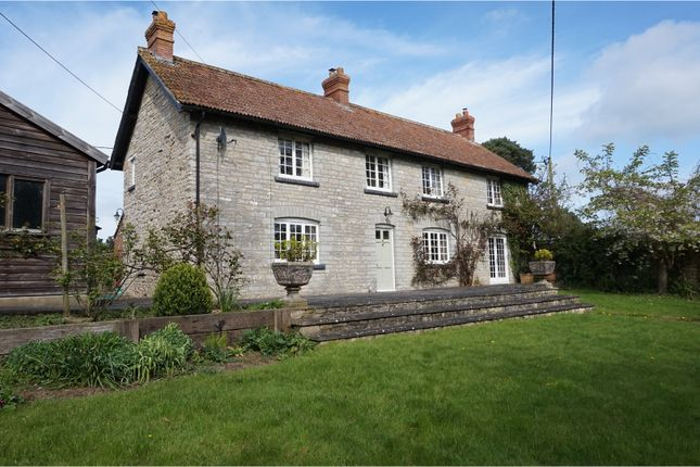 Thumbnail Detached house for sale in South Barrow, Yeovil