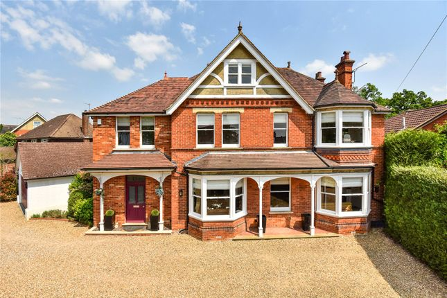 Thumbnail Detached house for sale in Gordon Avenue, Camberley, Surrey