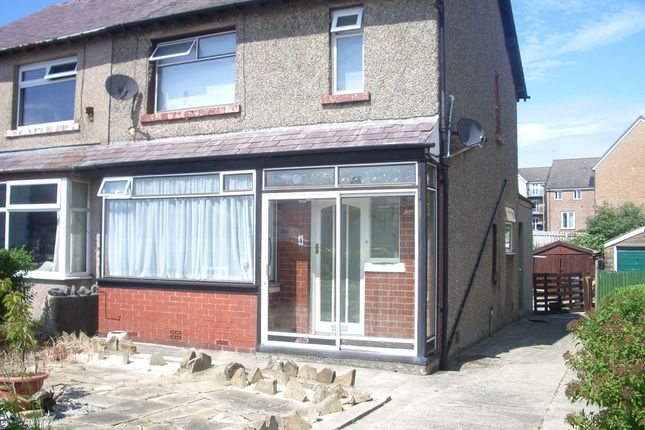 Thumbnail Flat for sale in 4, Cumberland View Road, Morecambe