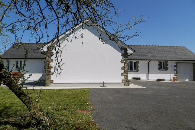 Detached bungalow for sale in Tanygroes, Cardigan