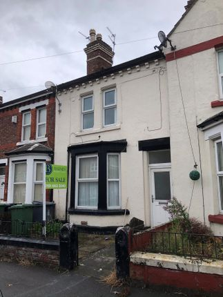 Thumbnail Terraced house for sale in Stringhey Road, Wallasey