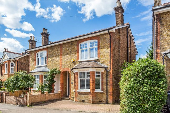 Thumbnail Semi-detached house for sale in Lynwood Road, Redhill, Surrey