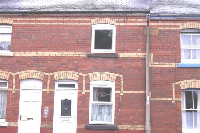 Thumbnail Terraced house to rent in 32, Ash Road, Oswestry, Shropshire