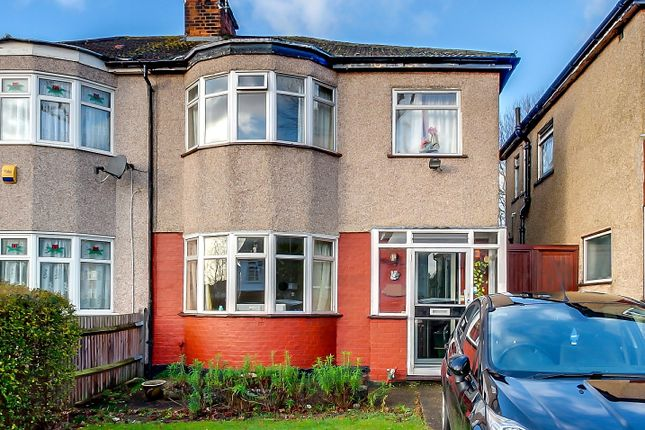 3 bed semi-detached house for sale in Highfield Avenue, Greenford