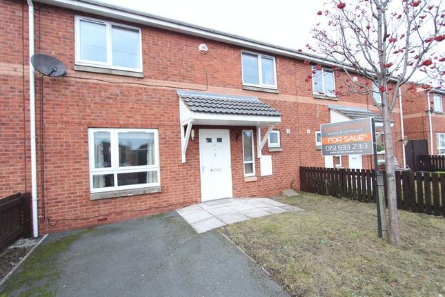 Thumbnail Terraced house for sale in Church Road, Seaforth, Liverpool