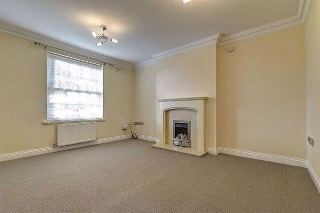 Living Room of St Mary's Walk, Swanland HU14