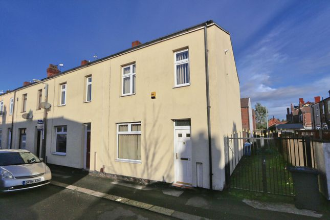 2 bed end terrace house for sale in Caroline Street, Irlam, Manchester M44