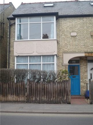 Thumbnail Shared accommodation to rent in 170 Victoria Road, Cambridge
