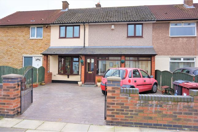 Thumbnail Terraced house for sale in Abberley Road, Liverpool