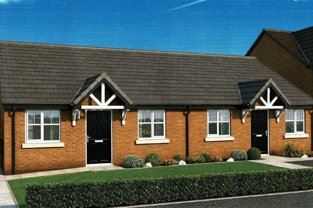 Thumbnail Semi-detached bungalow for sale in Plot 122, Skelmersdale