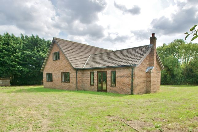 Thumbnail Detached house for sale in High Street, Marsham, Norwich
