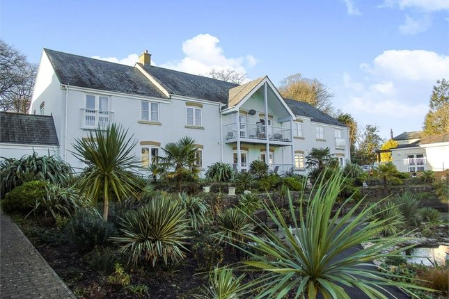 Thumbnail Flat for sale in Roseland Parc, Tregony, Truro, Cornwall